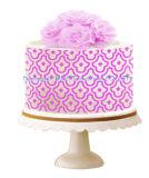 ケーキの側面の装飾のシリコーンのケーキGumpaste (MHC-78)