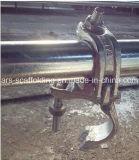 La gota forjó el acoplador doble/fijó el acoplador para el andamio del tubo y del acoplador