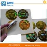 De aangepaste 3D Sticker Van uitstekende kwaliteit van het Hologram van de Laser
