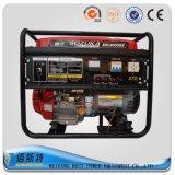 jogo de gerador portátil da gasolina do gerador da fase monofásica de jogo de gerador da gasolina 2kw natural