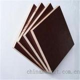 madera contrachapada Shuttering hecha frente película barata de la buena calidad del precio de 12m m