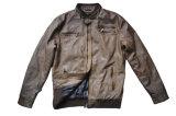 형식 작풍을%s 가진 2016의 새로운 패턴 남자의 PU 재킷