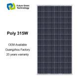 5-315太陽電池ワットは高品質の太陽電池パネルを卸し売りする