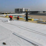 1.2mm Thickness pvc Waterproof Membrane voor Roof/Basement/Pool/Pond