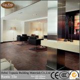 木製カラーマットの無作法な艶をかけられた陶磁器の磁器の床の壁のタイル