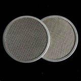 Muti-laag om de Roestvrij staal Gesinterde Schijf van de Filter, de Pakken van het Netwerk van de Filter