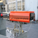 Máquina de extrusão de parafuso duplo para revestimento em pó