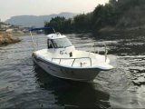 barco de pesca de alta velocidade do barco do vidro de fibra de 24FT