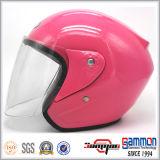 op Helm van de Motorfiets van de Verkoop de Koele (OP220)