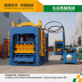Машина делать кирпичей вибрации прессформы Qt4-15c/производственная линия блока