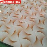 Bobine en acier PPGI PPGL de matériaux de construction de brique de Shandong