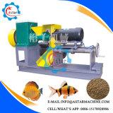 Haustier-/Fisch-Nahrungsmitteltabletten-Maschine der Kapazitäts-1t/H für Verkauf