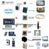 Eingebauter Speicher-videoTürklingel Tianjin-Taiyito für Landhäuser/Gemeinschaft