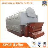 Chaudière à vapeur allumée par charbon à chaînes automatique de grille à vendre