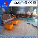 ベルト・コンベヤーのための中国の製造業者の/Highの品質の常置中断磁気分離器、Rcybシリーズ磁気不用な鉄を除去する機械または送り装置