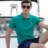Coton 100% neuf de chemise de polo d'hommes de chemise de circuit de qualité de type du fournisseur 2016 de contact de sponsored listings