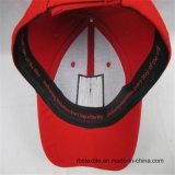 fördernde aufgetragene Baumwollstickerei-Form-Baseballmütze