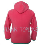 Enfants Microfleece Hoody Leisure Softshell Veste confortable