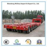 LKW-Schlussteil des HochleistungsLowbed halb Schlussteiles vom China-Lieferanten