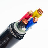Steel Armoured를 가진 0.6/1kv PVC Insulated Power Cable