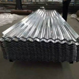Hoja de acero acanalada galvanizada Dx51d+Z80 de acero del rodillo en bobina
