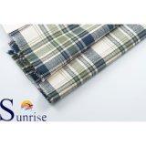 saia herringbone tinta del filo di cotone (SRSC 056)