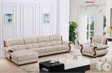 حديثة جلد أريكة, يعيش غرفة مجموعة, أريكة قطاعيّة (658)