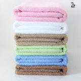 Toalla teñida llano del baño del algodón egipcio