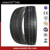 Venta caliente para el neumático radial 315/80r22.5 del carro de la garantía de la alta calidad