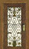 Portelli laterali Hand-Crafted stordimento del ferro ornamentale