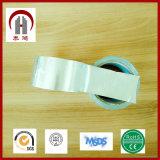 Type adhésif activé pareau et bande à simple face de papier d'aluminium