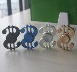 [إي دولّر] رمز يد غزال [4كلورس] مثلّث سبيكة بنانات لعب