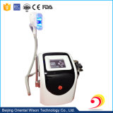 Portable 3 em 1 máquina da beleza da cavitação de Cryolipolysis RF