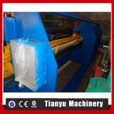 Machine à cintrer automatique de façonnage de tôles de frein de presse hydraulique de commande numérique par ordinateur