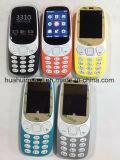 3310の低価格の基本的な完全な機能携帯電話