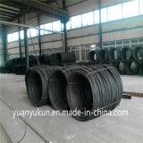 Gemaakt in de Gehele Verkoop Milde Ungalvanized SAE 1006/1008/1010 Rollen 8mm van China van de Draad van het Staal
