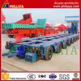 機械は油圧モジュラー/Heavyの義務装置のトレーラーを運ぶ