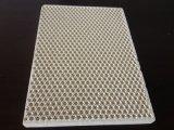 De infrarode Plaat van het Cordieriet van de Honingraat van de Plaat van de Brander van de Honingraat Ceramische