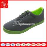 Schoenen van de Schoenen van het comfort Lace-up Vlakke Duidelijke Toevallige