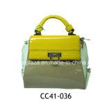 Fashion Handbags PU Leather Woman Tote Bag (CC41-035)