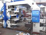 Yb-4600 Flexographic Machine van de Druk voor Plastic Film