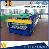 Prensa de batir de acero de la placa de material para techos de la capa doble de Kxd 836-836