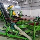 Abfall ermüdet Gummipuder-Produktionszweig, die überschüssigen Gummireifen, die Maschinen, den Gummireifen aufbereiten, der Maschine aufbereitet
