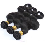 Tecelagem elegante do cabelo humano do Virgin de Brailian Remy da onda do corpo