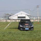 Barraca de acampamento Overland da parte superior do telhado de Maggiolina 4WD SUV