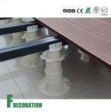 屋外のDeckingの床をサポートするための安いプラスチック調節可能な軸受け