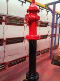 UL/FM Feuer-Hydrant