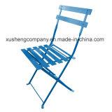 円卓会議のColboltの椅子とセットされる金属2のSeaterのビストロでアイロンをかけなさい
