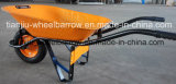 Starkes Wheelbarrow für Industial Wb6400