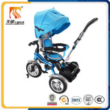 Chinese Children Ride on Trike Toys com três pneus de ar